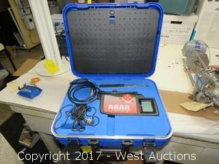 Solomat Zephyr II+ Metering Tool with Probe and Carry Case