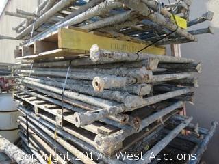 Pallet of (6) Scaffolding