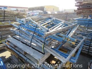 Pallet of (7) Scaffolding