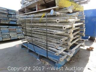 Pallet of (15) Scaffolding