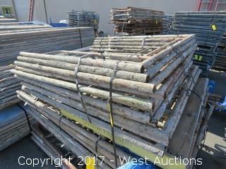 Pallet of (11) Scaffolding