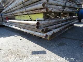 Pallet of (4) Scaffolding