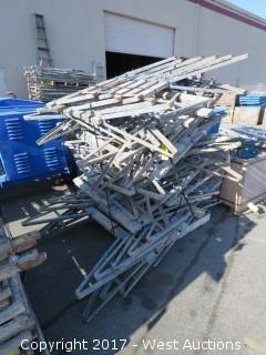 Pallet Of (20+) Saw Horses