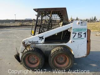 Bobcat 751 Skid Steer