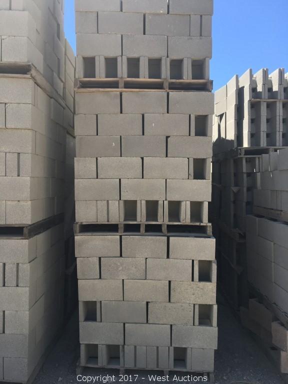 Auction of Masonry Blocks