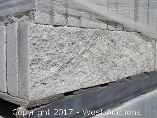 1 Pallet Masonry Block - 8x3x16 SF1S Face Shell Grey Lightweight