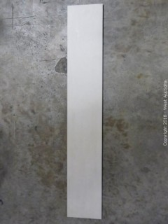 "Pallet: Citadel Beige 6"" x 35.5"" Tile"