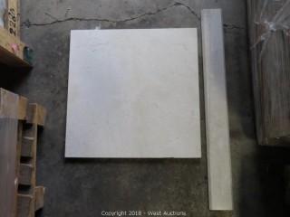 "Crate: Crema Marfil 24"" x 24"" Tile"