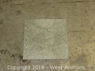 "Crate: Verde Portofino 12"" x 12"" Marble Tile"