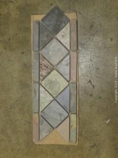 """Pallet: Sonoma Tumbled 12"""" x 4"""" Mosaic Tiles"""