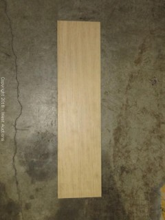 "Pallet: Madera Beige 24"" x 6"" Ceramic Tile"