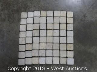 """Pallet: Pietra Nobile 12"""" x 12"""" Mosaic Tile"""