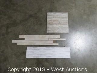Pallet: 12x12, and 24x6 Tile (Three Different Styles)