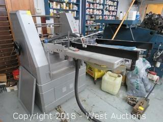 Rollem Auto 4 Numbering and Perforating Machine