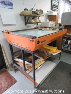 Bacher Control Standard Light Table