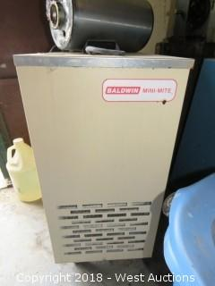 Baldwin Mini-Mite Coolant Circulator For Dampening System