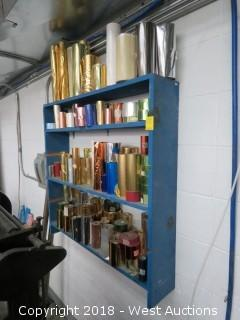 Wall Organizer with Foils