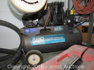 Ingersoll-Rand 4000 2HP Portable Air Compressor