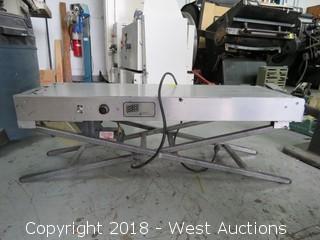 Sandco EZE II Conveyor