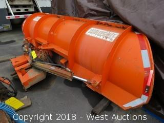 Wausau Plow Attachment