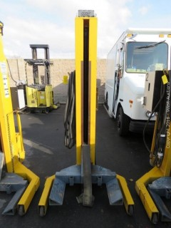 (1) 1996 Sefac Portable Truck Lift System