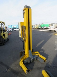 (1) SEFAC 1200M65 Mobile Vehicle Lift System