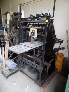 The National Book Sewing Machine