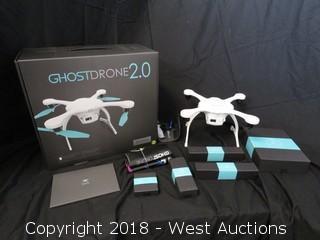 (White) Ghostdrone 2.0
