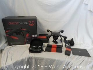Black Ghostdrone 2.0 VR (IOS)