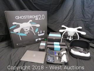 White Ghostdrone 2.0 VR (IOS)