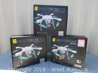 (3) Ghostdrones 2.0 Aerial