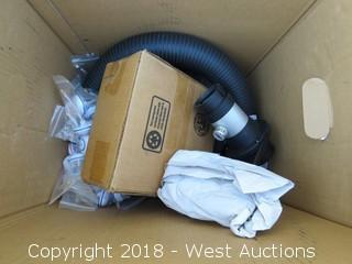 Box Of Hoses And Antennas