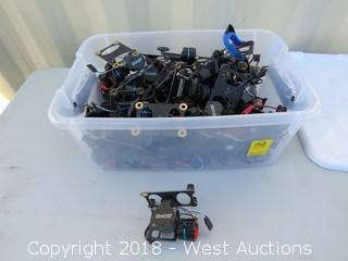 Bin Of Electronic Components