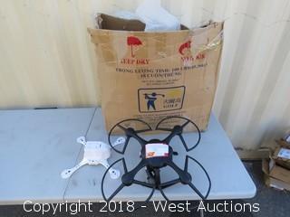 Box Of Spare Drone Parts