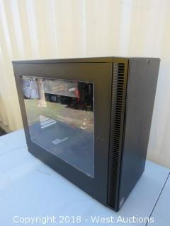 Desktop PC Gaming Tower