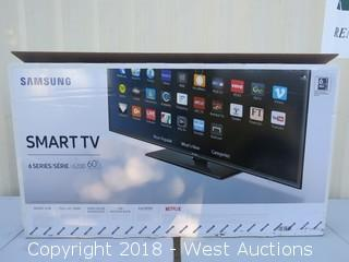 "Samsung 60"" Smart TV"