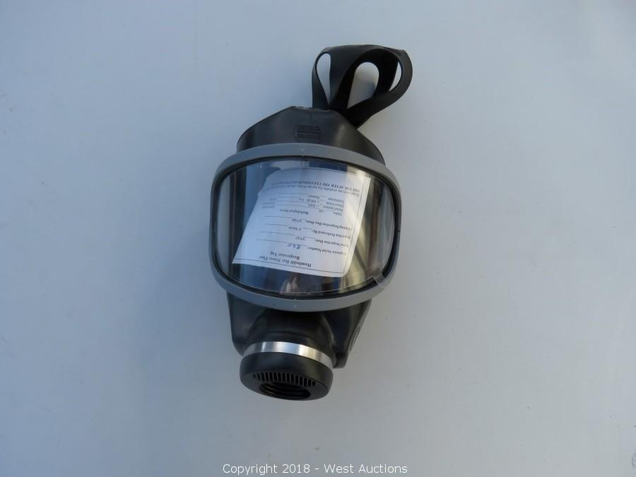 Auction of Full Face Respiratory Masks
