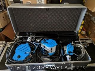 Arri Fresnel  Complete Light Kit in Road Case