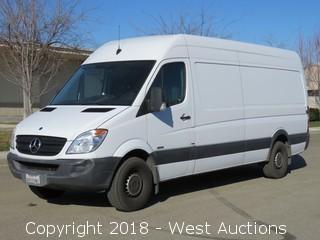 2013 Mercedes V6 Sprinter 2500 Diesel Cargo Van