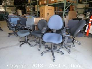 (11) Office Desk Chairs