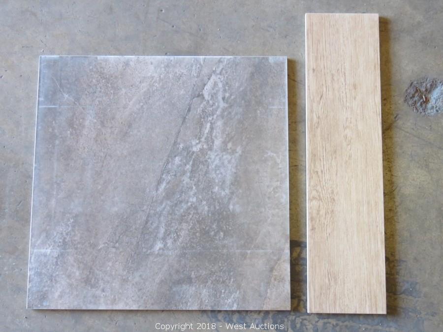 Closeout Tile Inventory Auction