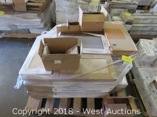 Pallet; (24) Boxes of Assorted Tile