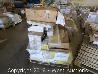 Pallet; (20+) Boxes of Assorted Tiles