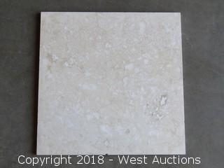 Crate; Travertine Tiles (4 Different Sizes)