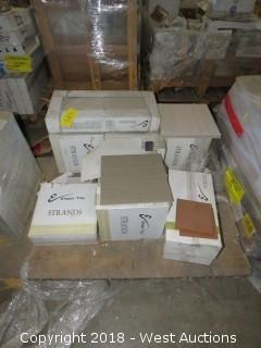Pallet; (14) Boxes of Assorted Tile
