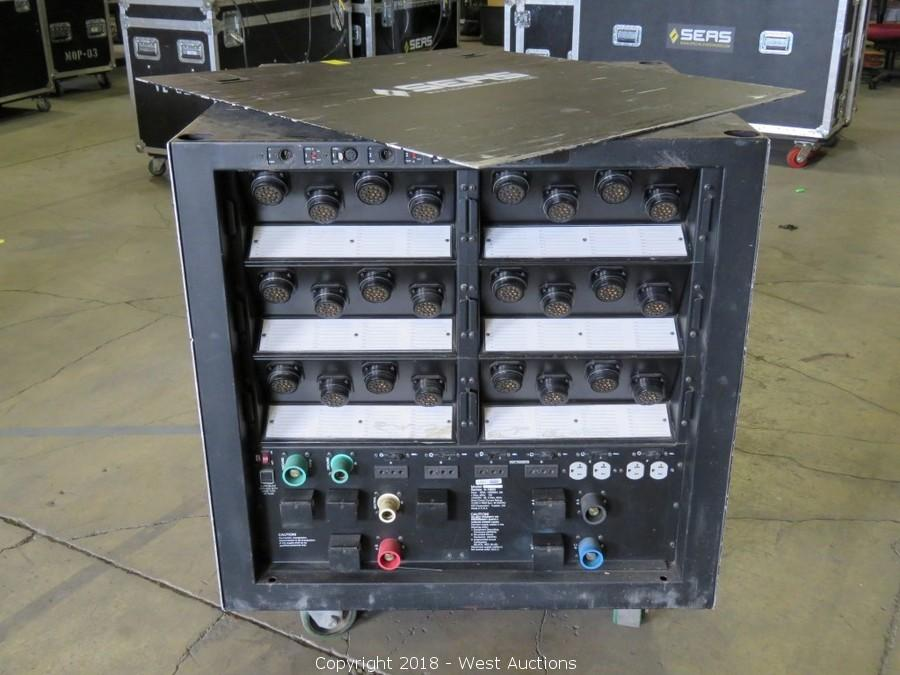 West Auctions - Auction: Auction of Audio, Video and Lighting ...