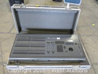 NSI MC 24/48 Memory Lighting Console and Road Case
