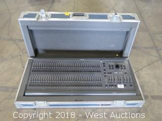 NSI MC 7532 Memory Lighting Console and Road Case