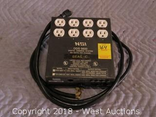 NSI DDS 5600 4 Ch. Digital Dimming System