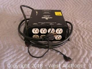 Leviton ND 4600 4-Channel Programmable Dimmer Pack